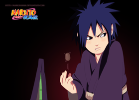 Young Madara - Naruto 621 by MarionSama