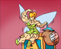 Buffing Bad - Tinkerbell by Ritualist