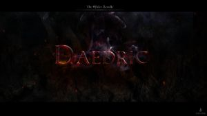 Daedric Style and Wallpaper -FREE- by Xiox231