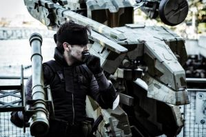 Rex and Snake 2014 by ProVoltageCosplay