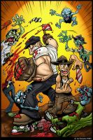 The Goon Color v2 by JoeCostantini