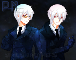 PM Sirius Brothers by Mgx0