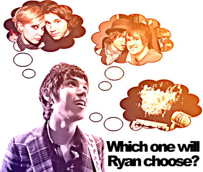 Ryan's Choice. by coolkidelise