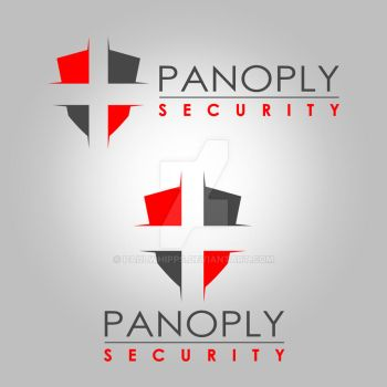 Panoply Security Logo by PaulWhipps