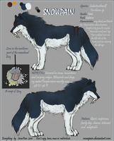 Snowpain Reference Sheet by SnowPain