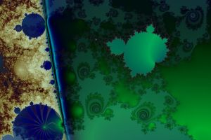 Mandelbrots Inside No. 4 by element90