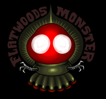 The Flatwoods Monster by scythemantis