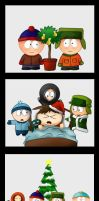 South Park 12 Days of Xmas I by SouthParkPhilosopher