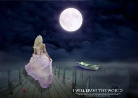 I will leave the world by miss-dima