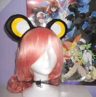 Emolga ears by Hop-is-my-Hero