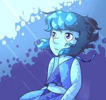 water gem by FriendlyPoe