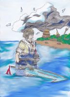 Final Fantasy X Tidus by Luca-Cooper