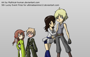 5thLE: ultimateanime12 by Mythical-Human