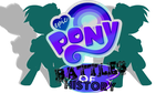 Epic Pony Battles of History Logo by Kusko999