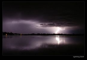 Lightning Storm by djfreaksta