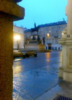 Piazza Carlo Alberto_1 by PsikoPower