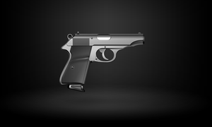 Walther PP by hbielen