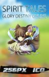 Spirit Tales, Glory Destiny Online Icon by bfrheostat