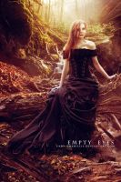 Empty Eyes by lady-amarillis