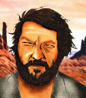 Bud Spencer by Shagohod88