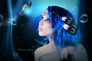 Elven dream by Fae-Melie-Melusine