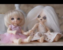 Little Ladies by MySweetQueen-Dolls