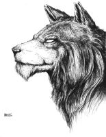 Tig Wolf by madlion8
