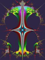 Cross of Forgotten Forgiveness by FractalBee