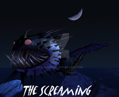 The Screaming Moon by CoolMan666