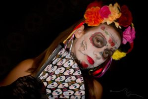 Day of the Dead by natg31