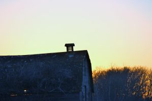 Old Abandoned Barn 13 by kaitykat99