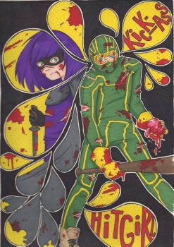 +Kick-Ass+ by Haileyjo13