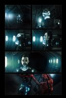 Dead Space: SILENCE by UNiCOMICS-Chowkofsky