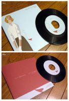 mirah seven inch by discodeathsquad
