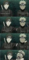 Sai's love for Naruto 2 by molly4024