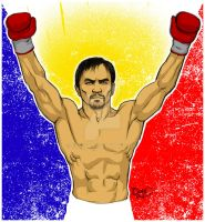 Manny.Pacquiao by c0nr4d