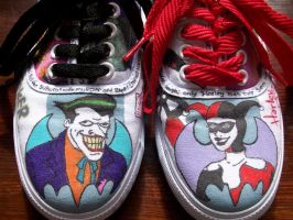 Mad Love shoes 1 by Kastagir