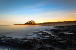 Glorious Bamburgh Castle by Pistolpete2007