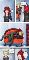 Is Axel a gay...? by kure-chanih