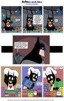 70 and Counting Page One by The-BlackCat