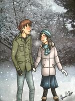 Let it Snow by Marlin-Rae