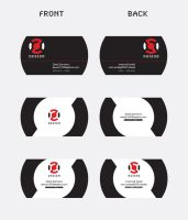 Business Card Concepts by davidz1205