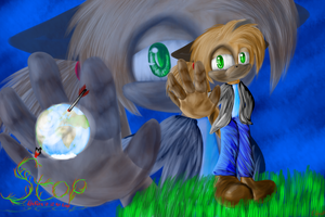 BG: Save the earth , save the party ! by lifegiving