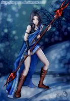 Commission - Fang FF13 by Maye1a