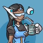 Symmetra - Your tears by FBende
