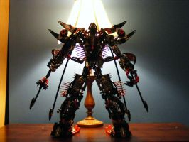 Makuta 2.0 Front by Teridax1234