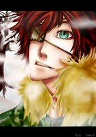 It's Snowing - Lavi by Lupus-Ru