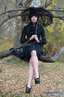 Black Lolita: Oh you, fancy thing .. by HeikiC