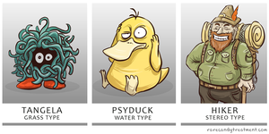 Know Your Types by Bummerdude