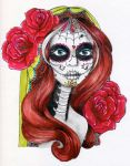 Prima Bloom Coluring - Catrina by kendravixie